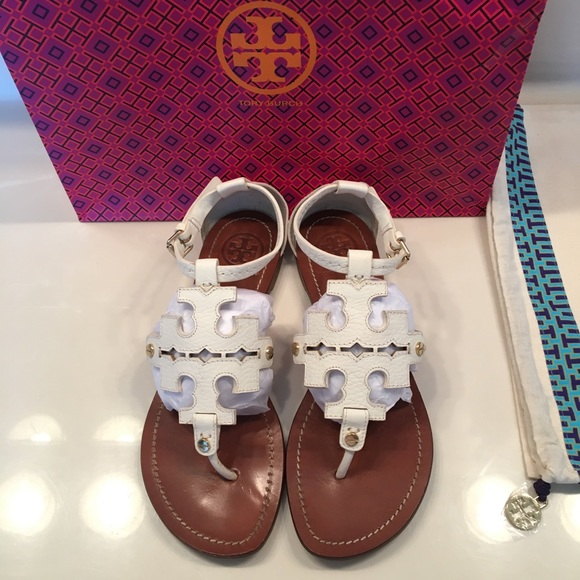 be33dee71bc817 Tory Burch Shoes - Tory Burch phoebe sandal size 6.5